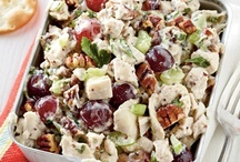 Summertime Salads / by Bridlewood Equestrian