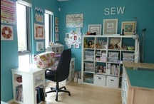 Craft Room Inspiration / by Jacara Russell