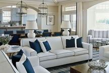 Coastal Style / Home decor with a beachy vibe.