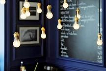 NAVY + BLUE | color story / San Francisco based Interior Design