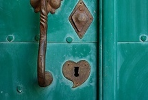 DOORS | that say hello / Doors, Doors, and more Doors!