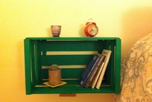 Crates & more... / Crates, drawers, bushel ... second option...