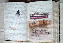 carnets de voyage / by KRIKBILLE