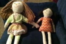 Dolls & Plush / by Amy Webb
