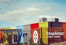 Stapleton Visitor Center 2013-2014 / You can now find us on-line at www.visitstapletondenver.com!  Chat with us on-line today or call 855.GO.4.TOUR  / by StapletonDenver  - a  community of neighborhoods in Stapleton, Denver