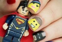 G E E K E R Y - Legos / by Hideous! Dreadful! Stinky! (Marigold Haske)