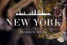 Fashion Week - 2014 Seasons / by Jamala Johns