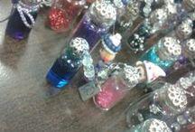 tiny bottles