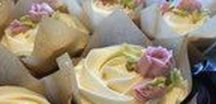 Cakes by Ellen Snyder / Visit her website to see about ordering one of her buttercream creations.