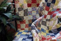 Sewing:  Blankets and Quilts / by Kimberly
