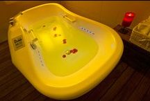 Vincci&Bath / Las bañeras más impresionantes de Vincci Hoteles.