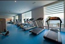 Vincci&Fitness / Los mejores gimnasios y zonas de fitness de Vincci Hoteles.