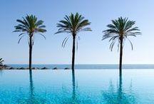 Beach Club Estrella del Mar / Un espacio exclusivo del hotel Vincci Selección Estrella del Mar 5* en Marbella (Málaga) a orillas del mar Mediterráneo. Son 4.000m2 de placer para tus sentidos. http://www.beachclubestrelladelmar.com/