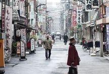 Japan / by Jamala Johns