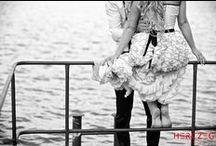 IMOGEN wedding / wedding dresses, bridesmads dresses