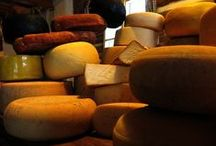 Sýry moje / Doma vytvořeńé sýry z našeho mléka