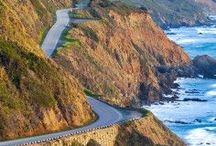 West Coast Road Trip / Tips, maps, and itineraries for planning an awesome West Coast road trip.
