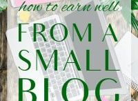 Becoming a Blogger Info / What I looked up and studied before making my own website