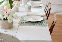 Spring Weddings / #WeddingDecor #SpringWedding