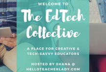 The EdTech Collective / This board is for members of the EdTech Collective, a collaborative FB group for creative & tech-savvy educators.