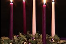 Advent Candles / #Advent #AdventCandles #TaperCandles
