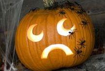 Halloween ideas / by Tiffany McClintock Draganski