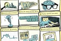 Journalism / by Ivan Lajara