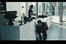 "Transformers: Dark of the Moon / The entirely custom kitchen with high tech sliding countertop designed for Ryan, the ""bad guy"" of Transformers 3 - Dark of the Moon movie, is a clear example of the extreme level of customization of MINIMAL. The movie has received 3 Oscars` nominations for Sound Editing, Sound Mixing and Visual Effects."