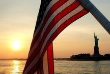 America the Beautiful / Beauty from Sea to Shining Sea