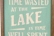 Ideas for the Lakehouse / by Brandi Edmonds