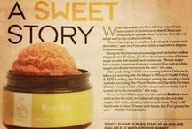 Extra Extra... / Read All About It. Press and other features / by Senica - Skin Care Products