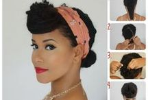 Fascinate Me... Beautiful Hair & Accessories / by Senica - Skin Care Products