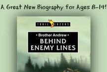 Christian Books - 8-12 / Middle Grades / Christian books for 8-12 year olds / middle grade