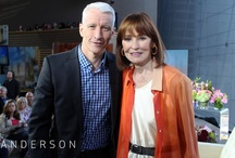 Gloria / Anderson's Mom, the Legendary Gloria Vanderbilt / by Anderson Live