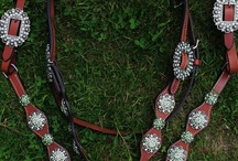 Custom Bling Tack / We custom bling old and new tack, adding new buckles, conchos, and crystals. Let us create a new amazing look for you.