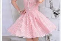 Dress to Impress / Fashion designers bring us art at its finest.  / by Dawn Rix