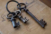 Spare Key / by Dawn Rix