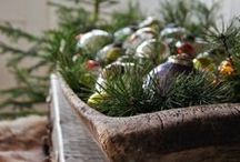 Christmas Floral Designs / High quality pics for lots of holiday inspiration! / by Elizabeth Purcell