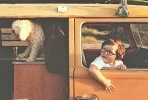 Kinder on the Go / Tips for children in the car.