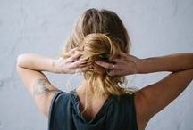 HAIR. / by Christina Block Photography