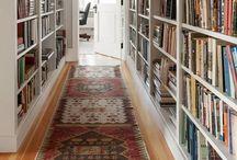 Halls & Tight spaces