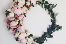 Wreaths ✹ Door Hangings