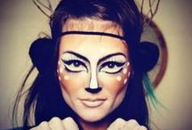 Halloween makeup ideas / Halloween Costumes and Makeup / by Carrie Boyd