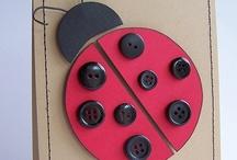 Put A Button On It / Button Art / by Dawn Rix