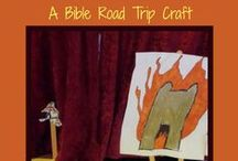 Homeschool Bible - Crafts / by Danika Cooley