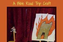 Bible Crafts for Kids / Bible Crafts for Kids!
