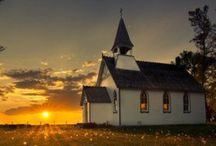 Beautiful Old Country Churches / by Kathy Malphrus