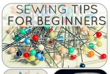 Sewing Tricks & Tips / by Stephanie Quinlan