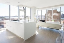 The Murano / Glass. Water. Light. Color. The Murano Condo, named after the famous Italian island known for its spectacular colored glass, combines these four elements into a fluid design, making it a standout in an area of New York known for its creative edge: Long Island City. Minimal USA is proud to providing its INDEX Kitchens for this spectacular building.