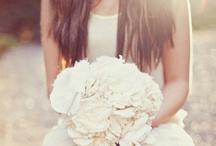 Cotton wedding inspirations / by lacyniqueromantique